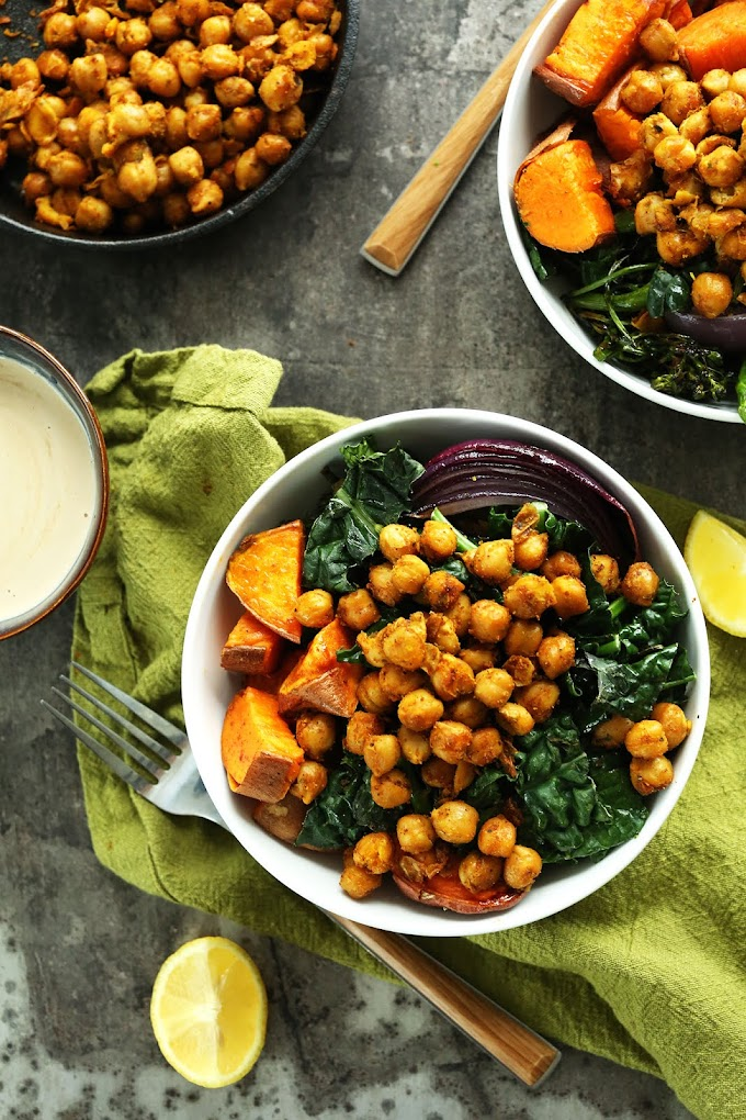 10 Delicious Vegetarian/Vegan Buddha Bowl Recipes!