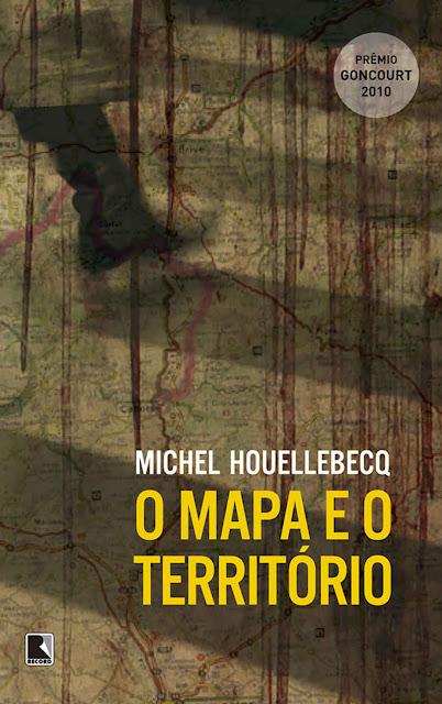 O mapa e o território - Michel Houellebecq