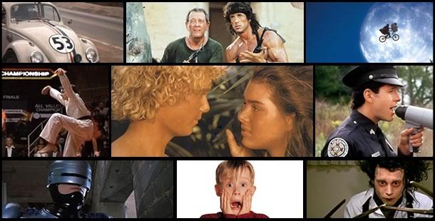 Show Do Gill Os Melhores Filmes Dos Anos 80