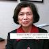 Loida Lewis denies oust plot to President Duterte