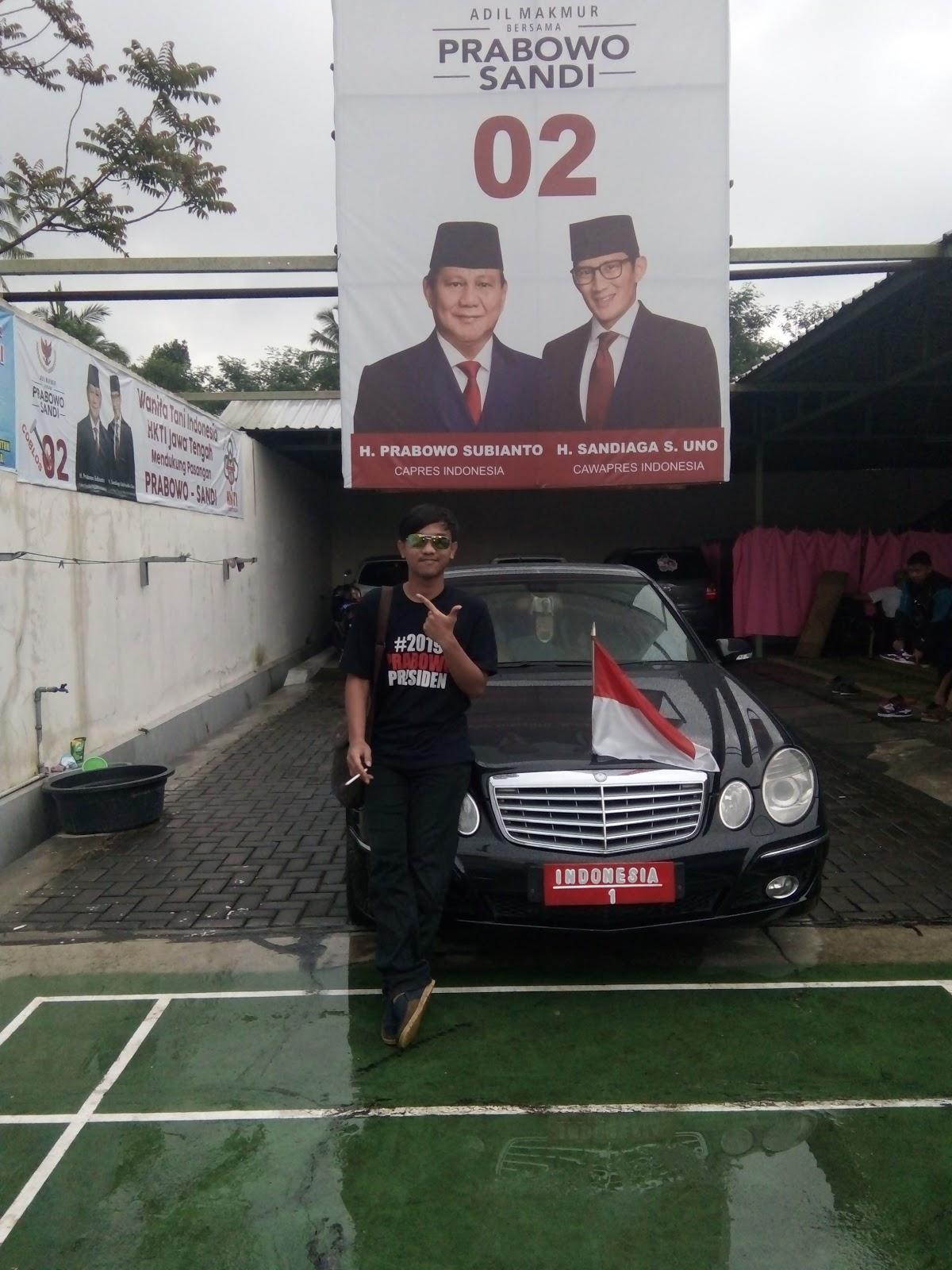 Kampanye Prabowo Subianto - Sandiaga Uno