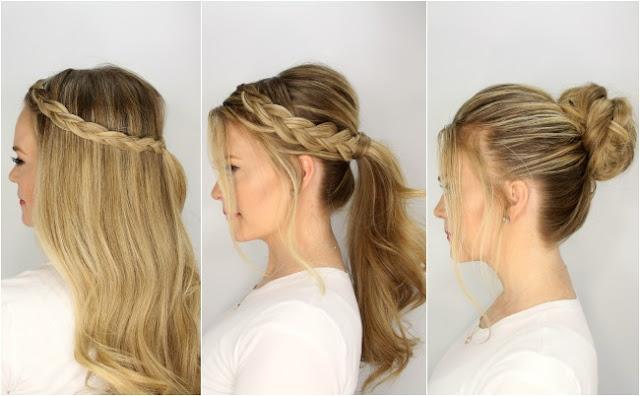 yüz şekline göre kadın saç modelleri