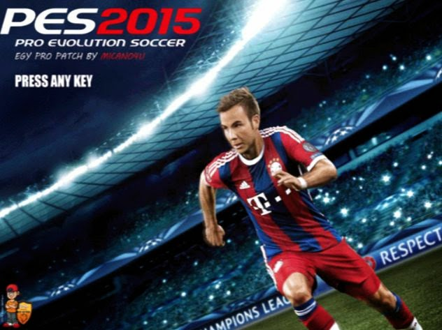PES 6 EgyPro Patch 2015 - Released 25-09-2014