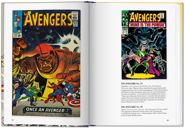 The Little Book of Avengers 3