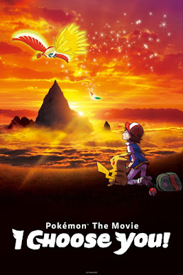 Pokémon the Movie I Choose You! [2017] [NTSC/DVDR] Español Latino