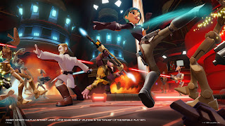Disney Star Wars Rebels Infinity