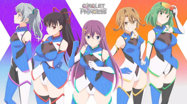 Circlet Princess Episode 1,2,3,4,5,6,7,8,9,10,11,12 Subtitle Indonesia
