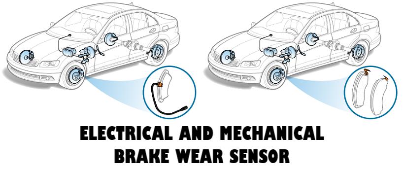 Brake Wear Sensor