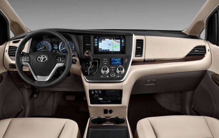2018 Toyota Sienna Look First Drive