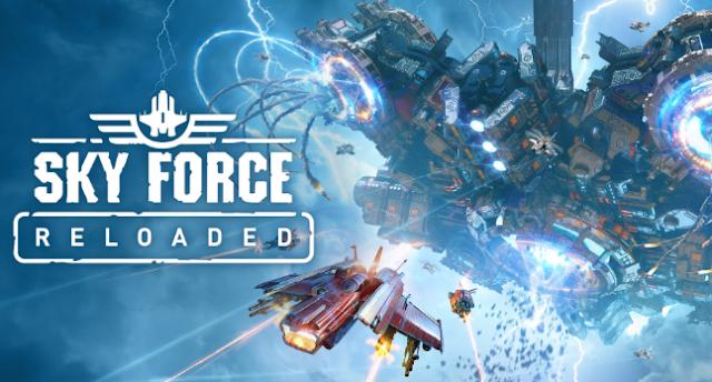 Download Sky Force Reloaded Mod Apk OBB Terbaru