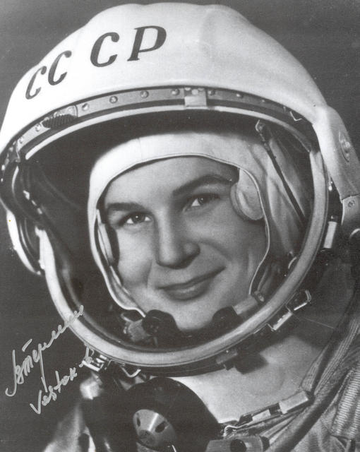 russian female astronaut in space - photo #14