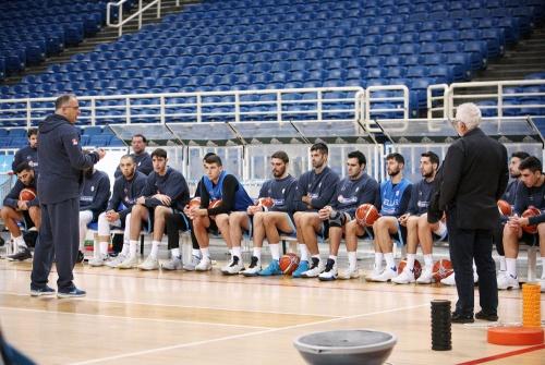 ΕΟΚ | Εθνική Ανδρών. Προπόνηση και το πρόγραμμα
