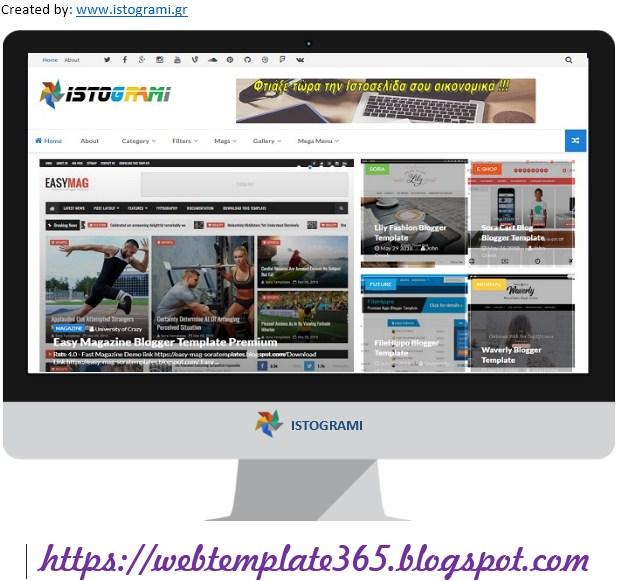 Portfolio: webtemplate365