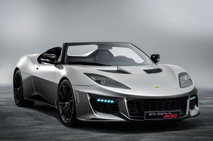 And, Here Is The Next Lotus I Would Also Seriously Consider  Owning....except...it Doesnu0027t Exist Yet. And, It Will Be Years Until The Lotus  Evora 400 S Will ...