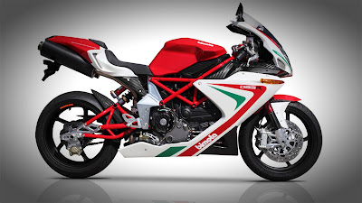 Bimota DB5 Side look HD Wallpaper