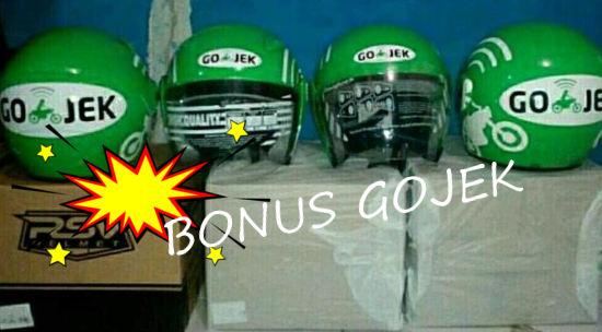 Ini Skema Poin dan Bonus Bonus Go-Jek Jabodetabek
