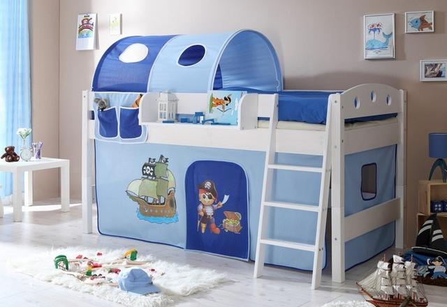Super organizada quartos de crian as com beliches for Imagenes de camas para ninos