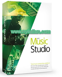 MAGIX ACID Music Studio 10.0 Build 152+5 Kb Final