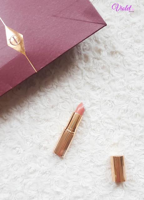 Charlotte Tilbury K.I.S.S.I.N.G lipstick review