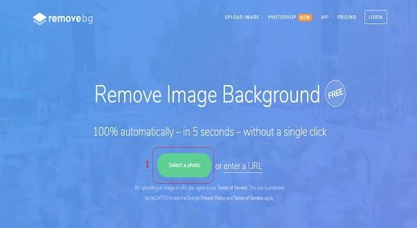cara membuat pas foto online