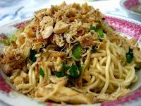 Resep Bakmi Jogja, Ayam Kuah Goreng Jawa Spesial