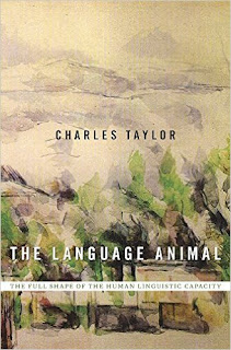 The language animal - Charles Taylor