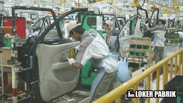 Pabrik PT Astra Daihatsu Motor