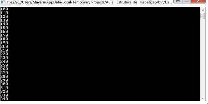 [AULA] Estrutura de repetição for Untitled%2B19