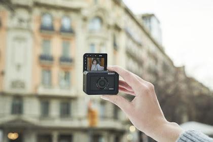 Kamera Mungil! Inilah Spesifikasi dan Harga Kamera Sony RX0 II