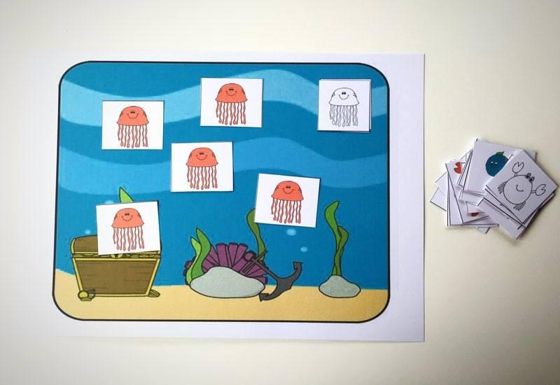 Pobierz darmową kartę pracy, dzięki której nauczysz dziecko rozpoznawać kształty