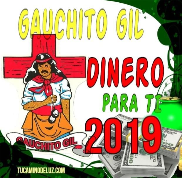 Gauchito Gil suerte y dinero 2019