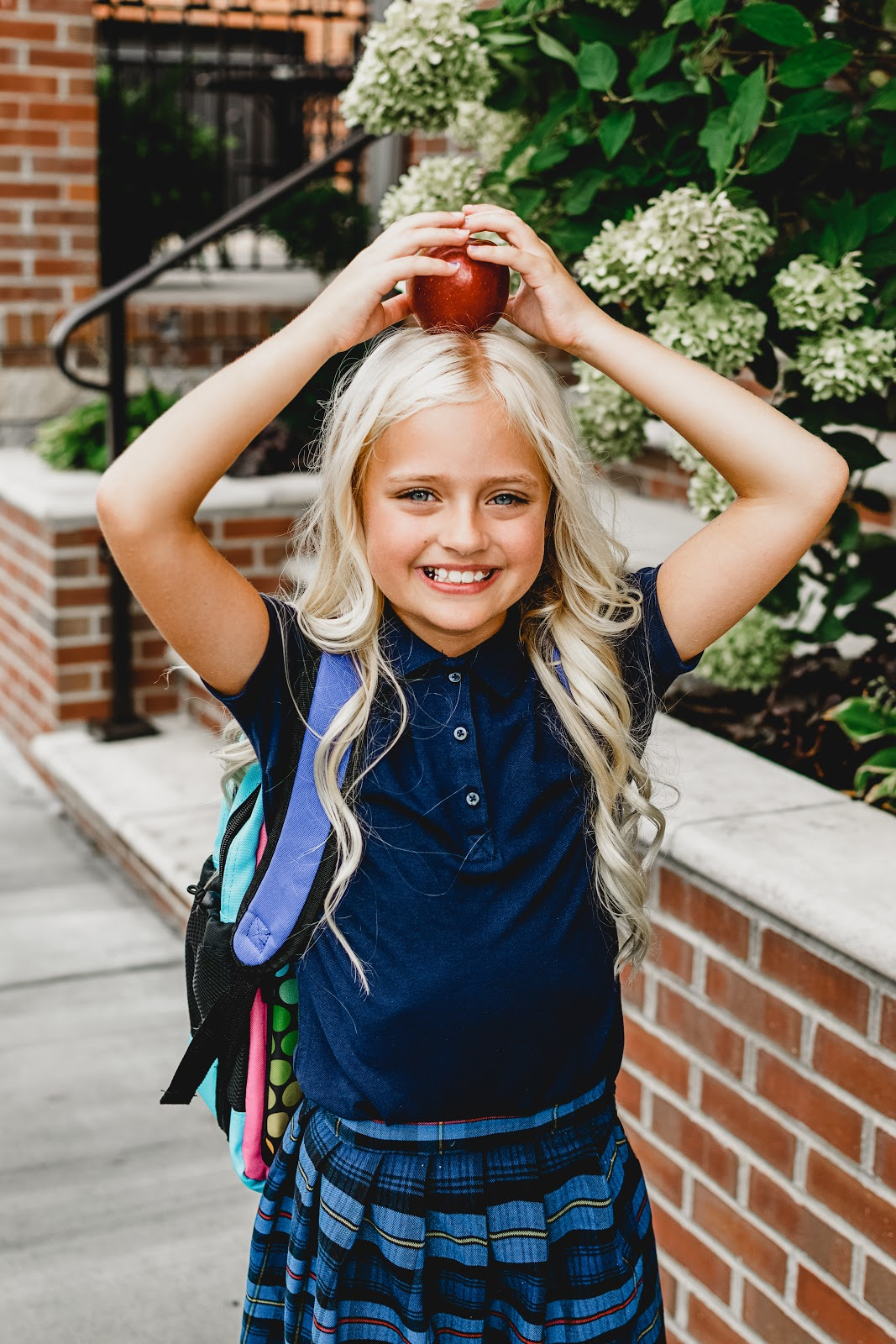 Back to school shopping, outfits, ideas, girl, little girl, backpack, shoes, clothes uniforms french toast