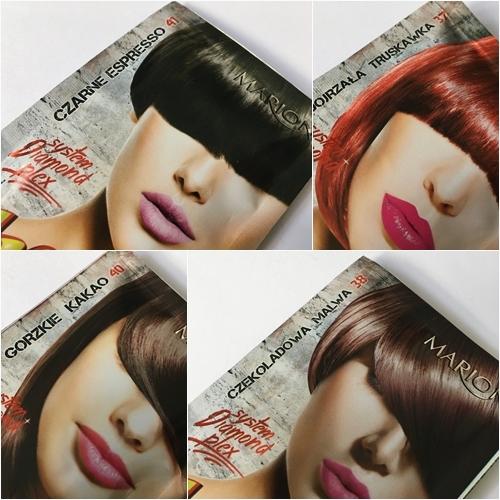 Marion szamponetka szampon koloryzujący bez amoniaku Gloss