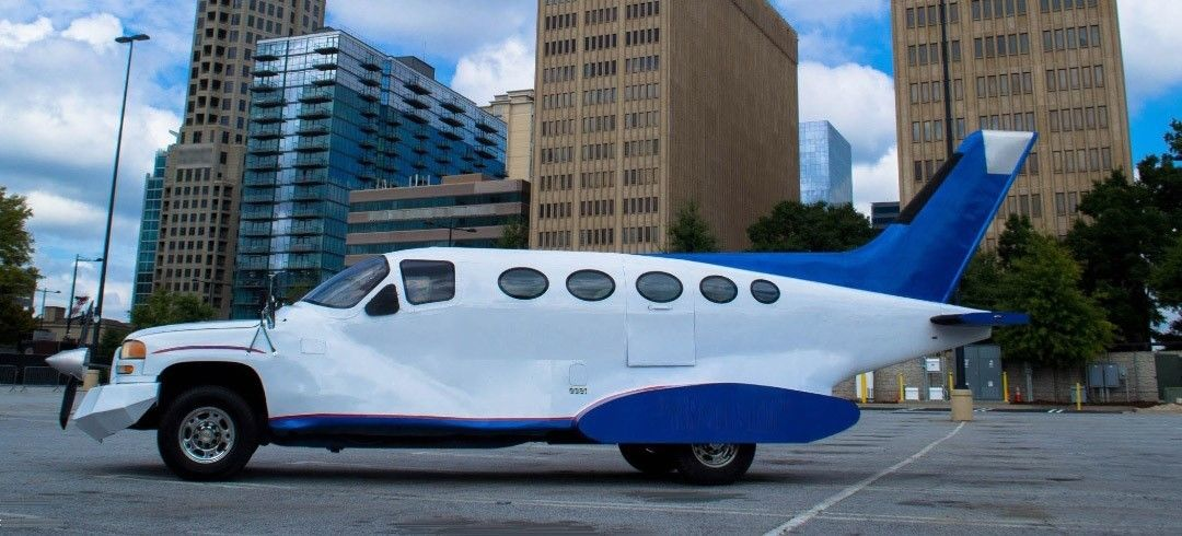 Plain Car...No Plane Car! 2005 GMC Sierra 2500
