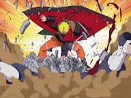 Naruto ermitaño sennin sabio Naruto destruye Pain
