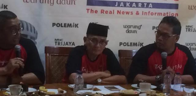 Ruhut: Habib Rizieq Teruslah Berkicau, Rakyat Semakin Simpati Dengan Pak Jokowi