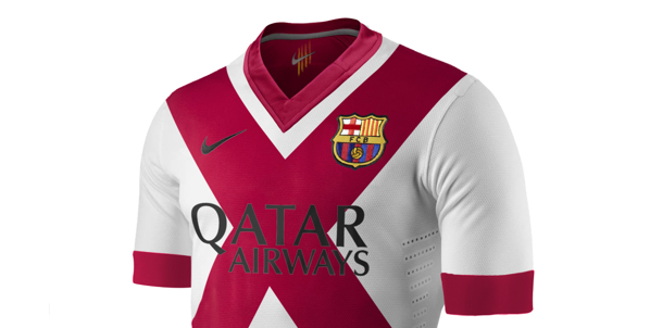 c86c0a73b FC Barcelona Nike Concept Kits by Nerea Palacios (Gallery)