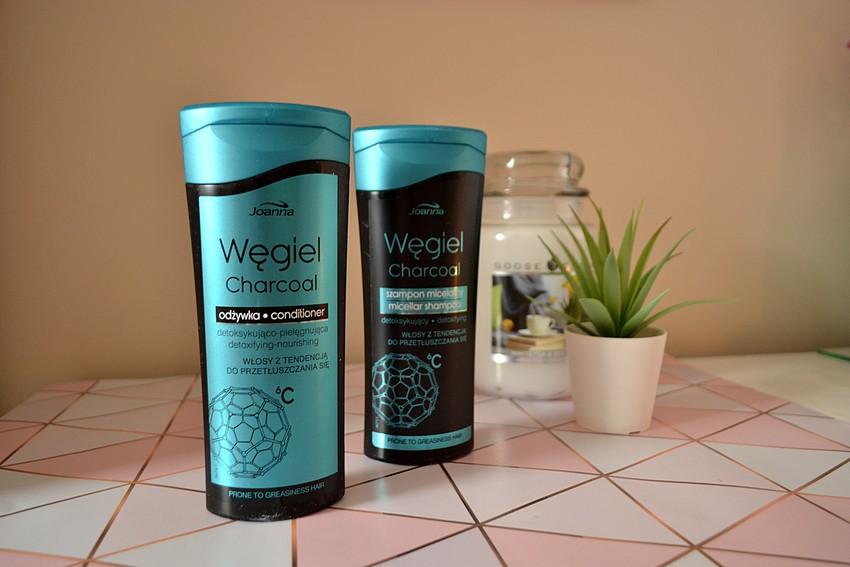 shampoo conditioner charcoal joanna polish