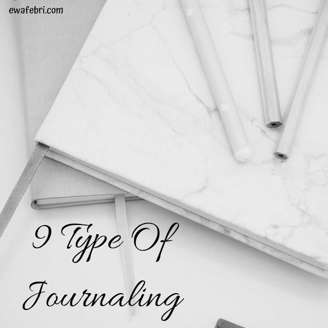 9 Type Of Journaling