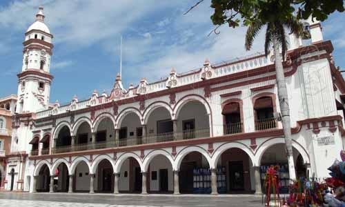 Palacio Municipal del Puerto de Veracruz
