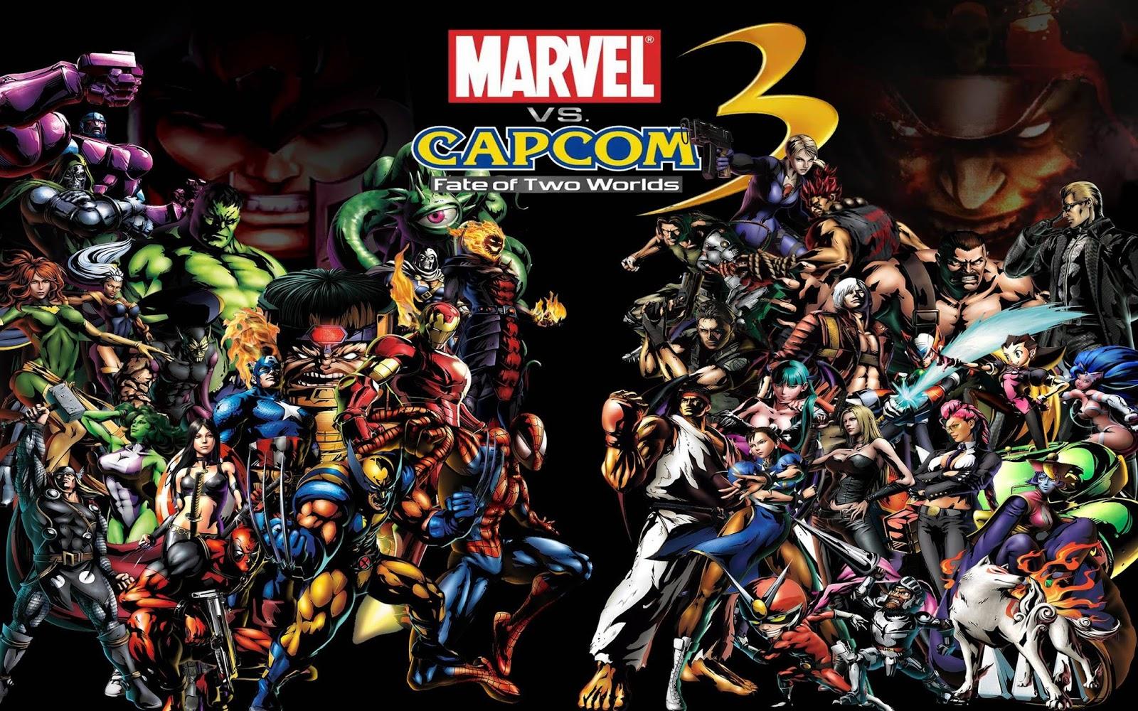 marvel vs capcom free download for windows 7