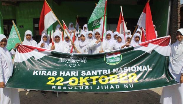 Kirab Hari Santri Nasional 22 Oktober