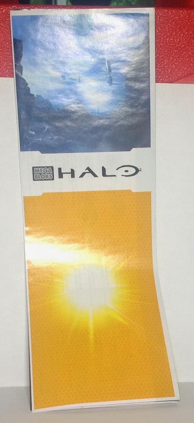 Dark Cloud Blogs: Mega Bloks Halo Booster Frame Review for MF0
