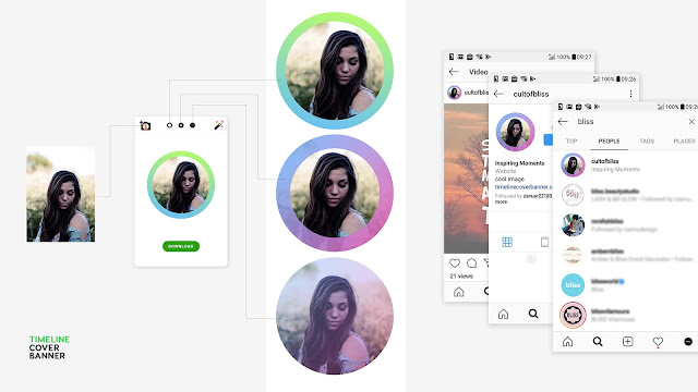 Aplicación Profile Picture Editor