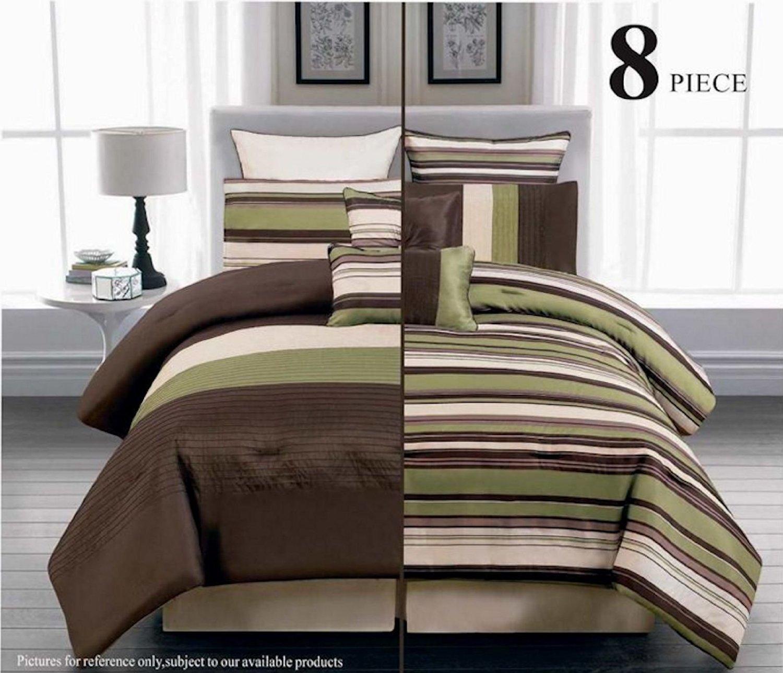 Olive Green Bedding Sets Green Serene On A Budget