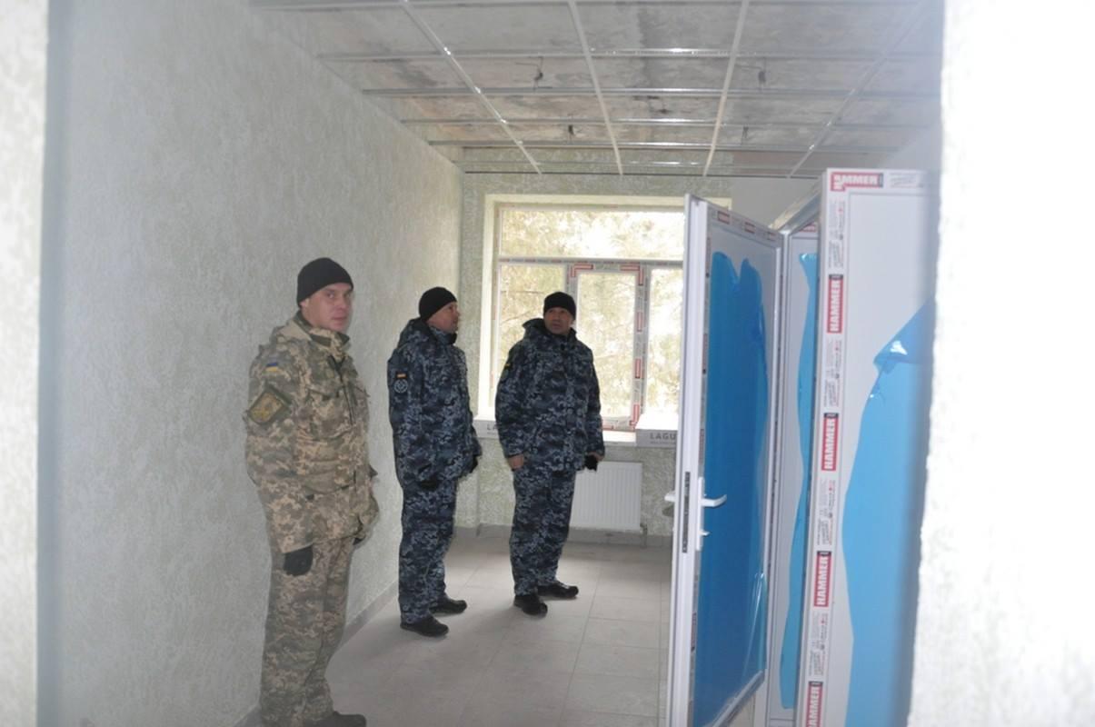ППД частин ВМС