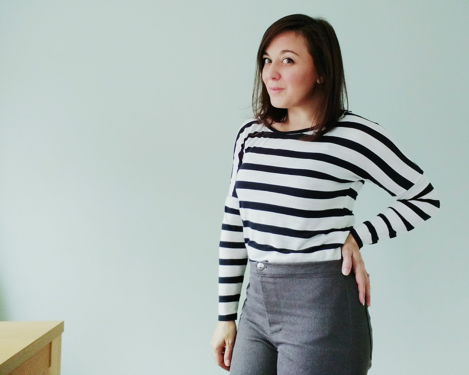 Sew Over It My Capsule Wardrobe City Break eBook: Mia Jeans pattern review