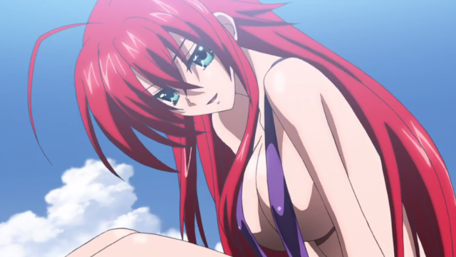 High School DxD Spesial