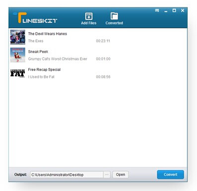 Movies on Sale: Review: Tuneskit iTunes DRM Media Converter for