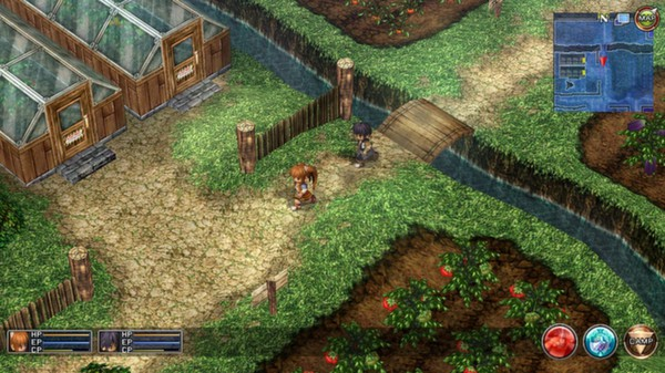 The Legend of Heroes Trails in the Sky PC Full Version Screenshot 1